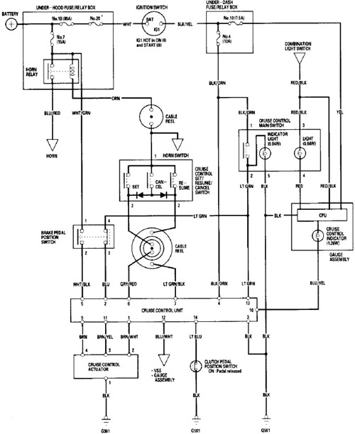 2002 honda civic wiring diagram FYxXNKH?resize=500%2C612&ssl=1 1997 honda crv wiring diagram the best wiring diagram 2017 1997 honda accord wiring diagram at gsmx.co
