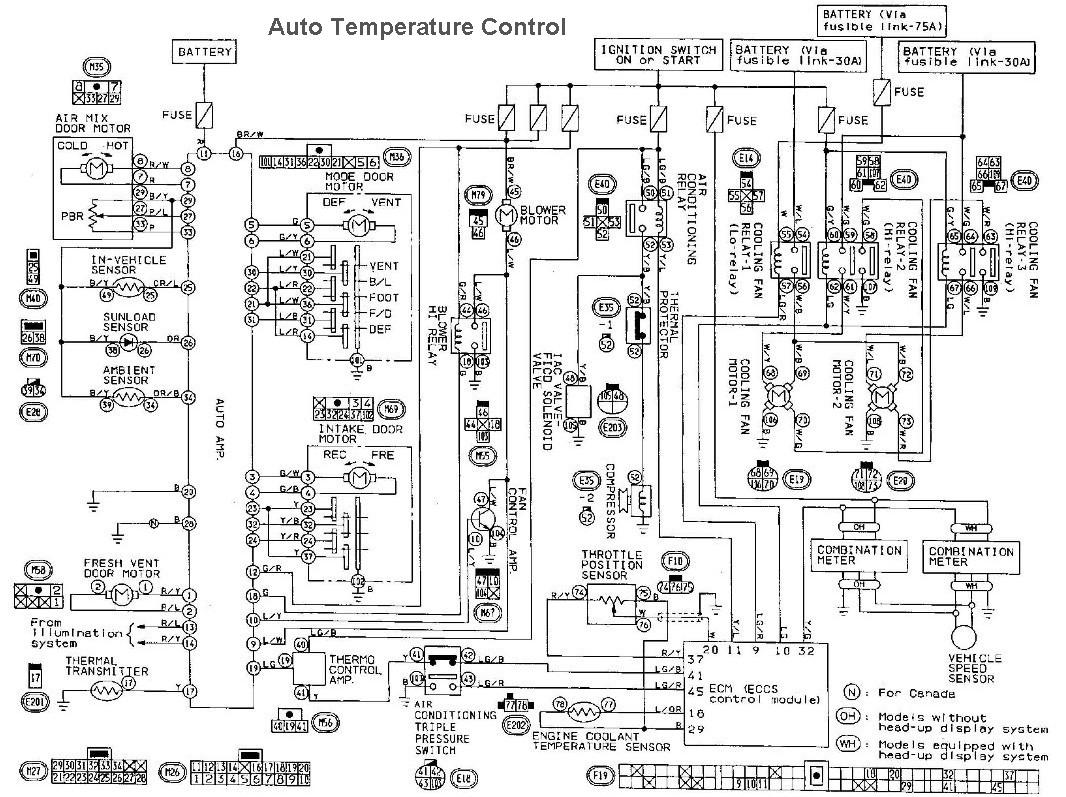 Nissan Maxima Fuse Box Diagram