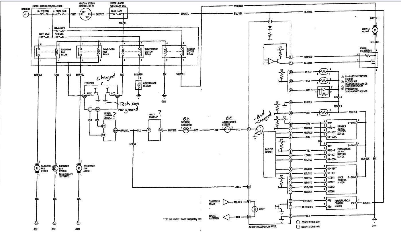 Acura Rsx Headlight Wiring Diagram