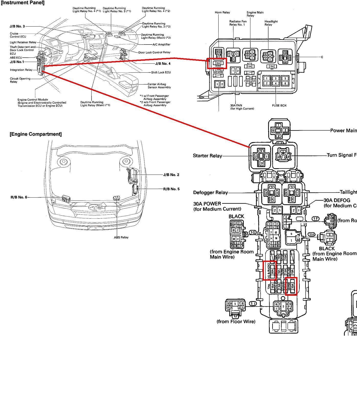 Wiring Diagram 2004 Toyota Carolla Ce Circuit Schematic For Box Corolla Fuse Location Books Of U2022 2003
