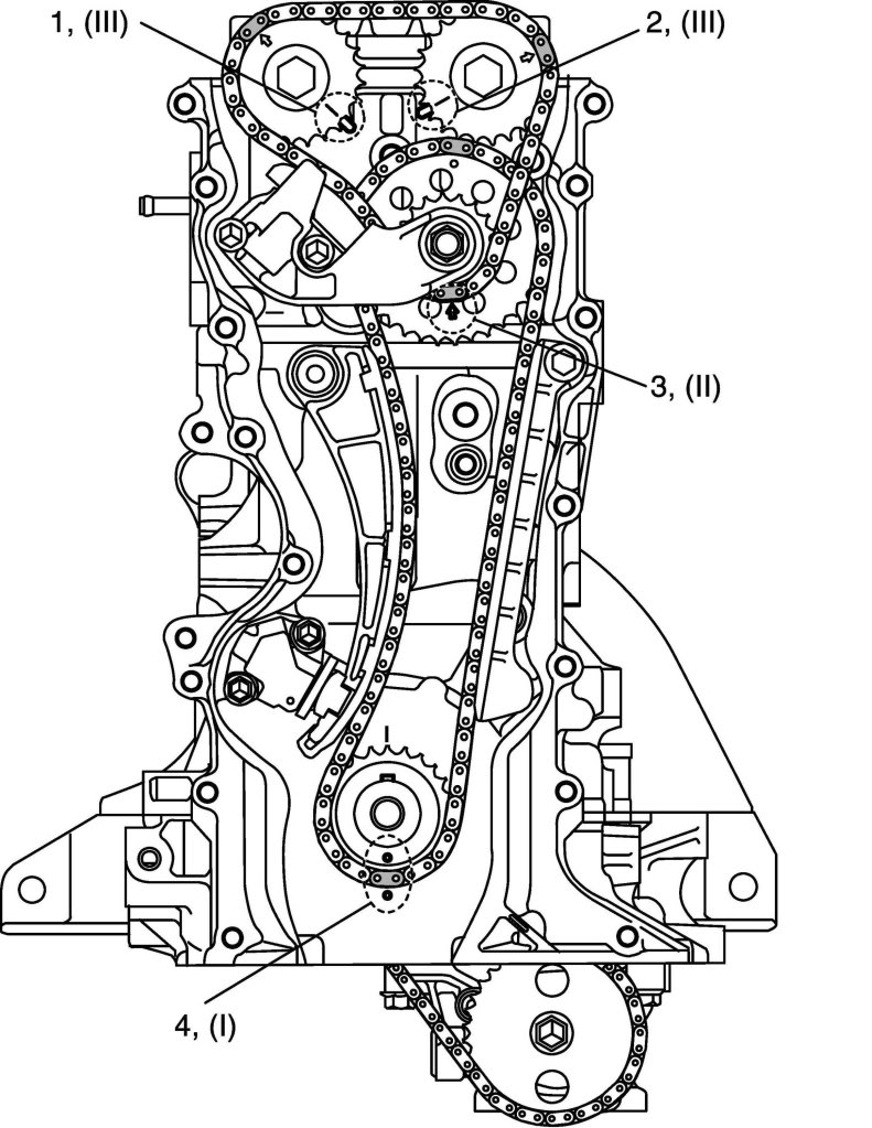 2006 Suzuki Forenza Engine Diagram