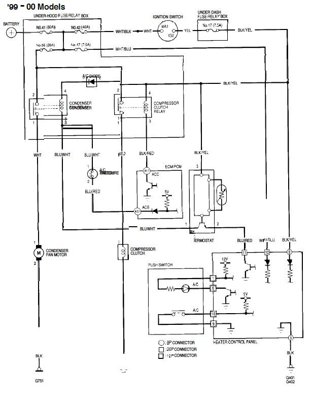 2003 Honda Remote Start Wiring Diagram Details | Avecdd Unix on
