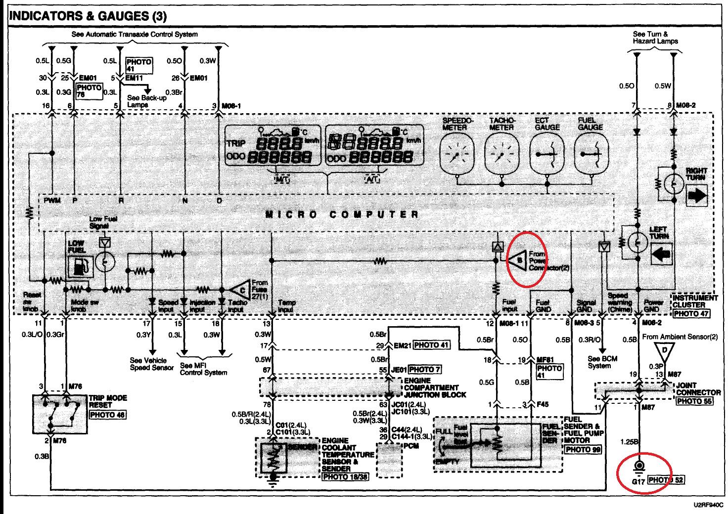 2009 Hyundai Accent Stereo Wiring Diagram : Hyundai accent wiring diagrams diagram