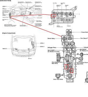 Wiring: 1992 toyota corolla electrical wiring diagram