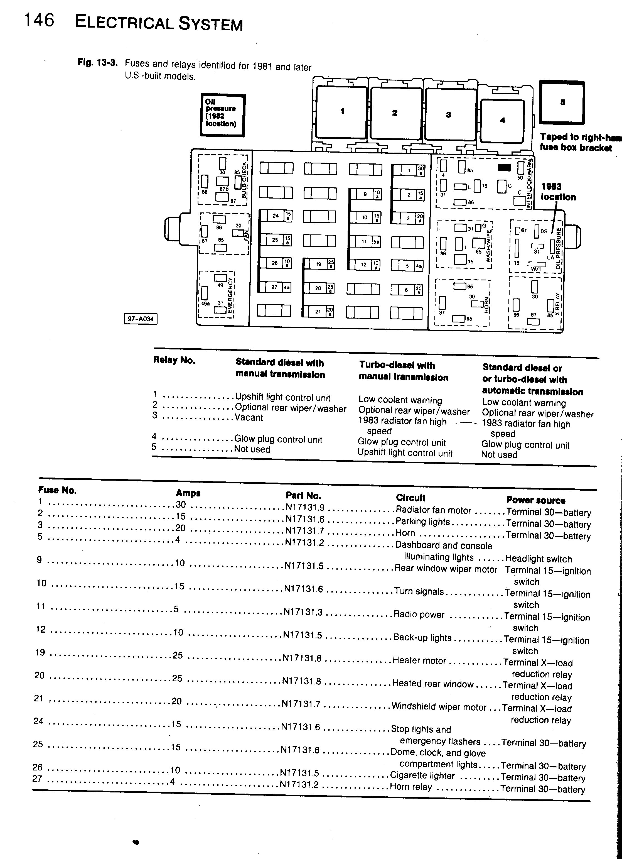 40 Vw Jetta Fuse Diagram   plaster registre Wiring Diagram ...