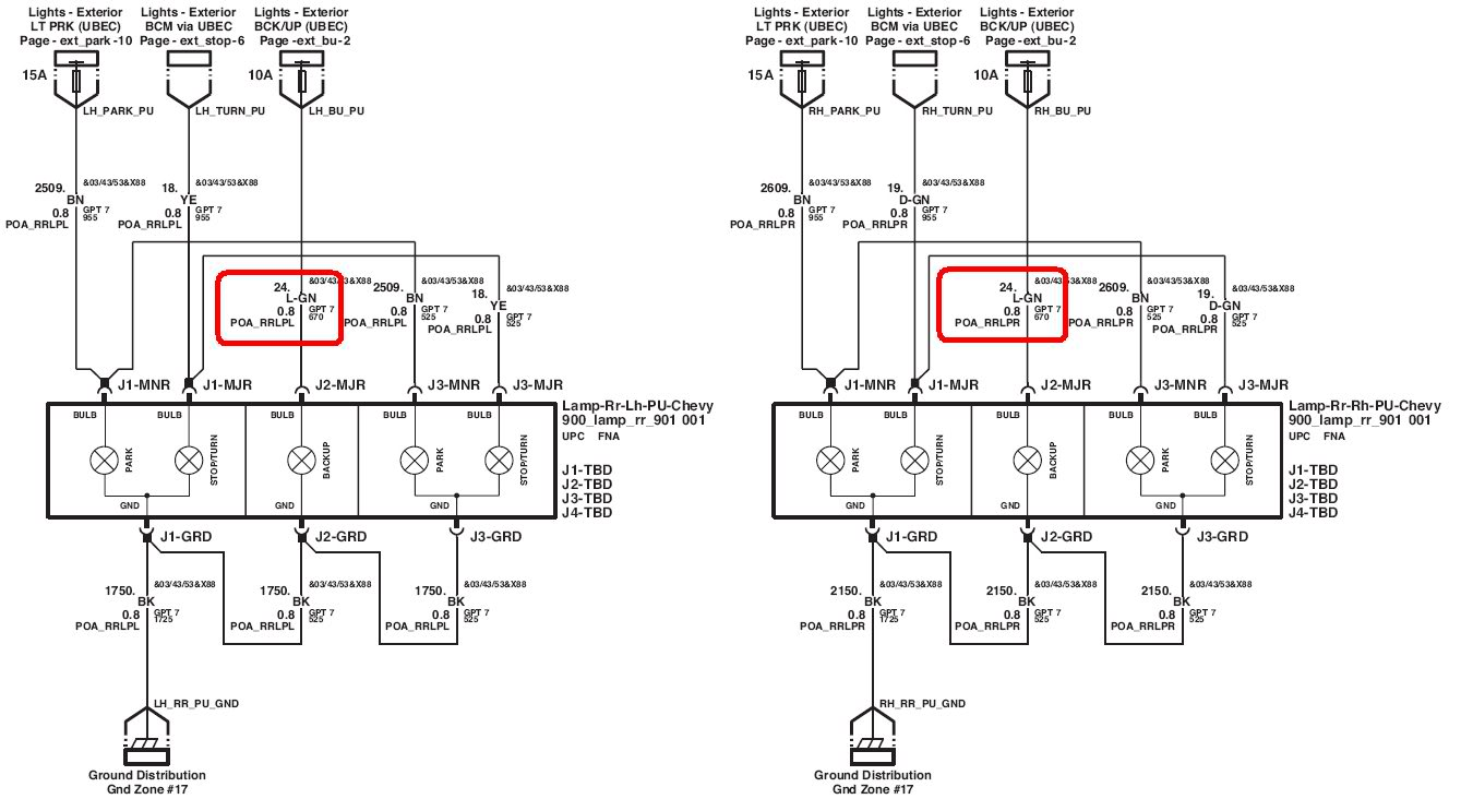 DIAGRAM] Gmc Sierra Tail Light Diagram FULL Version HD Quality Light Diagram  - IDEADIAGRAMS.LADEPOSIZIONEMISTERI.IT | 99 Silverado Tail Light Wiring Diagram |  | Diagram Database