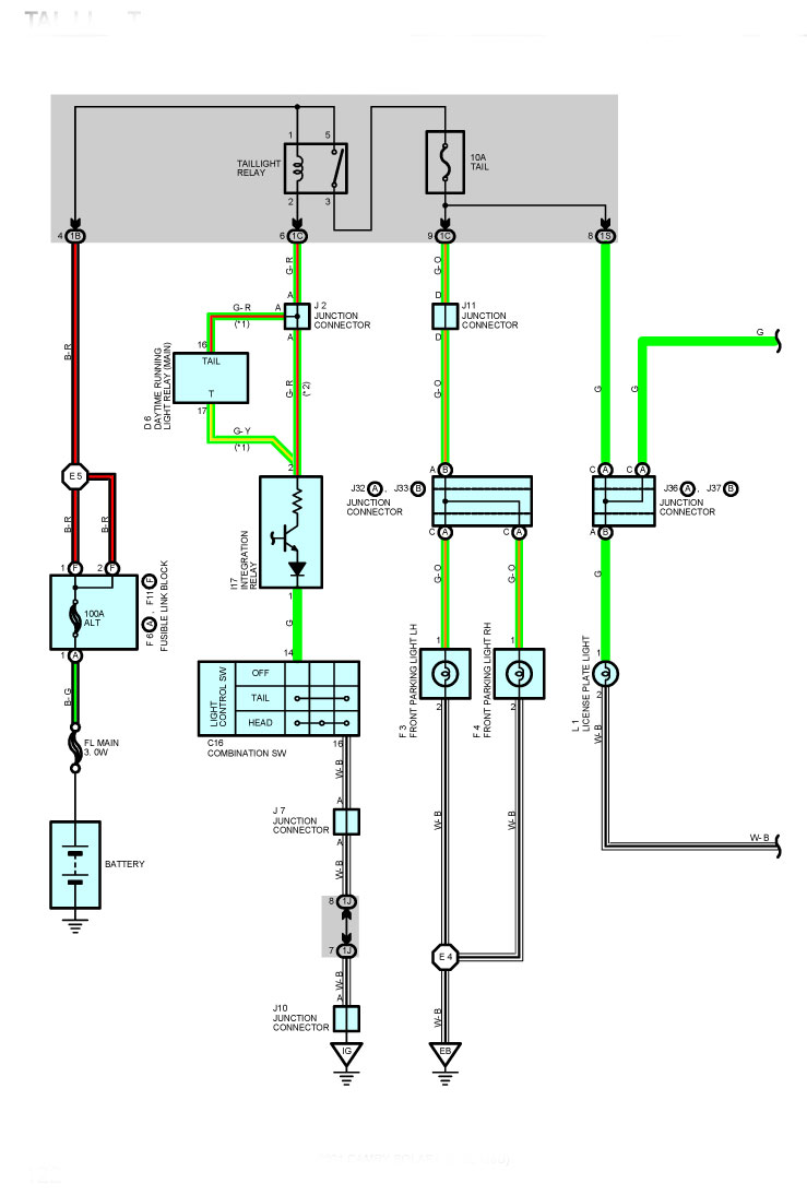 Chevy Tail Light Wiring Colors : 30 Wiring Diagram Images  Wiring Diagrams | Honlapkeszitesco