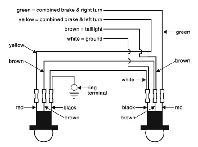 96 ford ranger trailer light wiring product wiring diagrams u2022 rh genesisventures us