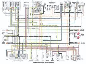 1997 Suzuki Gsxr 750 Wiring Diagram  Somurich