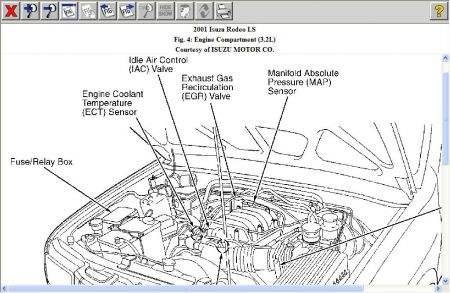 1996 isuzu rodeo radio wiring diagram - wiring diagram, Wiring diagram