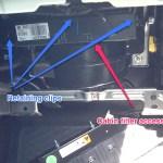 Silverado Cabin Air Filter Location Image Details