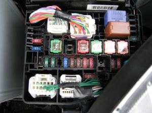 Toyota Yaris Fuses Diagram | Wiring Library