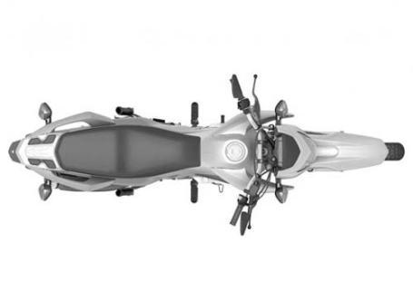 Honda Supermoto 150cc