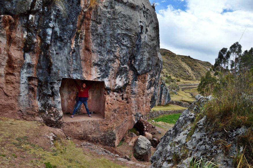 Chinkana священная долина перу