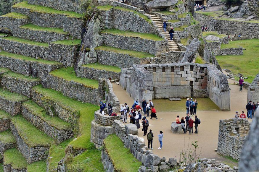 Главный храм мача пикча фото с высоты