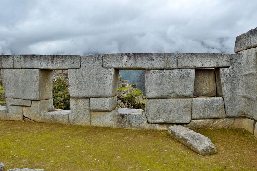 Храм трех окон мачу-пикчу фото