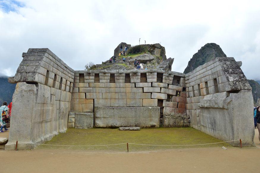 Мачу пикчу древний храм
