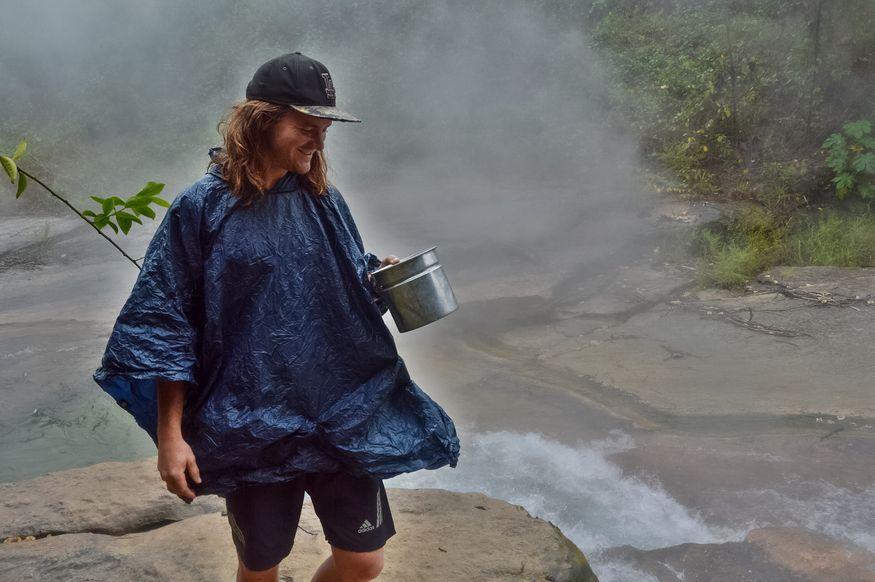В Кипящей реке Амазонки можно сварить кофе