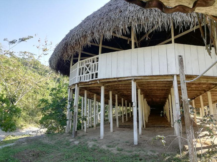 Маллока в шаманском центре Перу