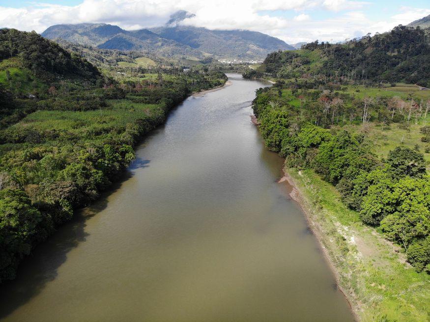 Самая длинная река в мире Амазонка