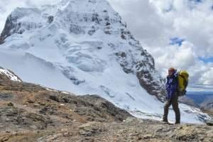 Перевал Trapecio Pass Huaraz