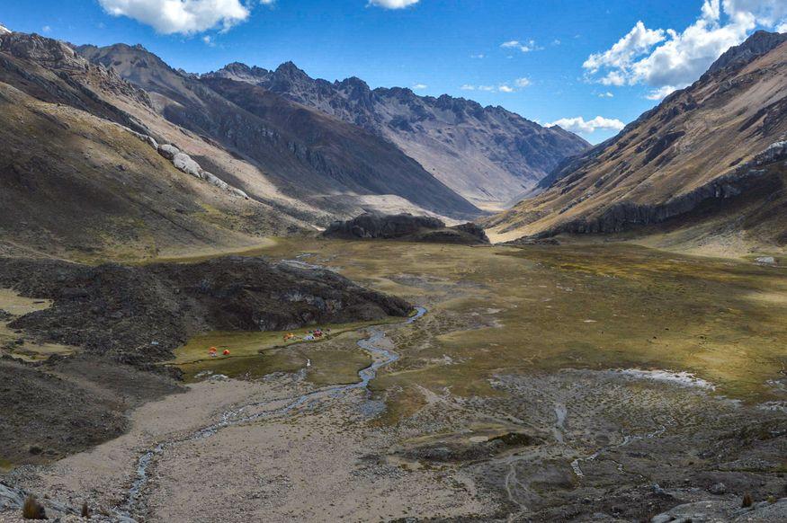 Долина Cuyoc