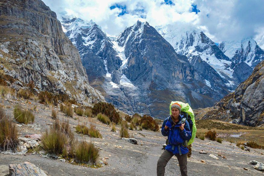Перевал Сиула Пунта