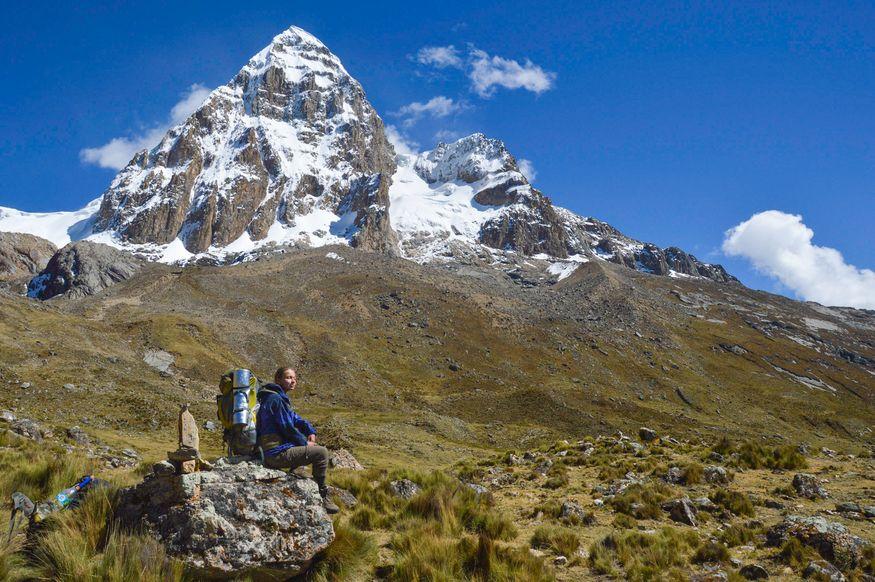Гора Trapecio Peru