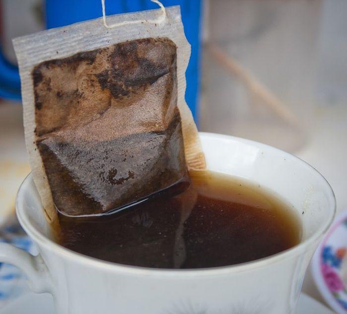 Заварной кофе в пакетике