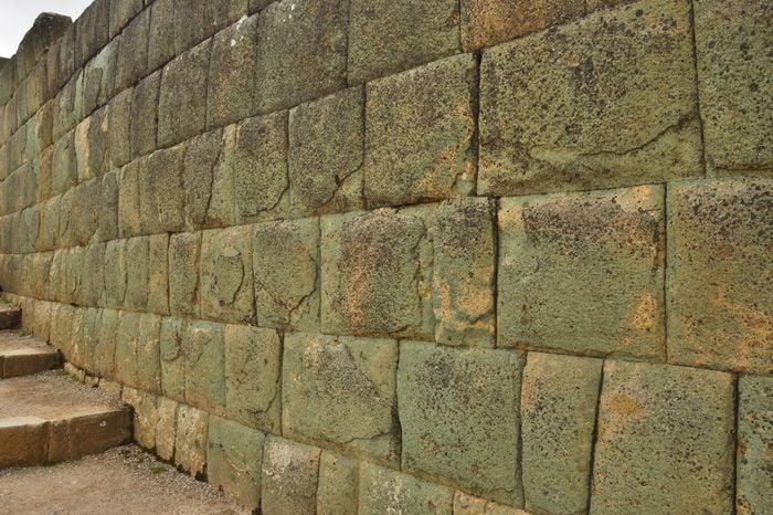 Каменная кладка времен инков