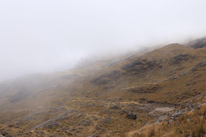 Кемпинг в горах Сората