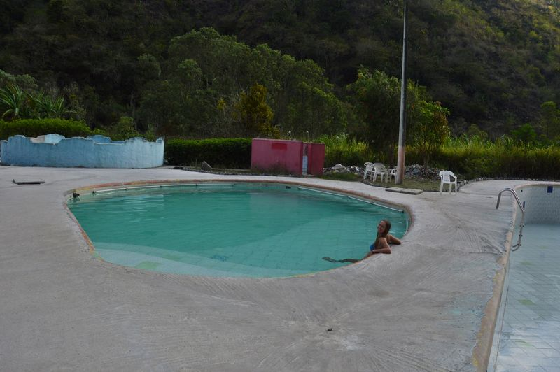 Термальный бассейн