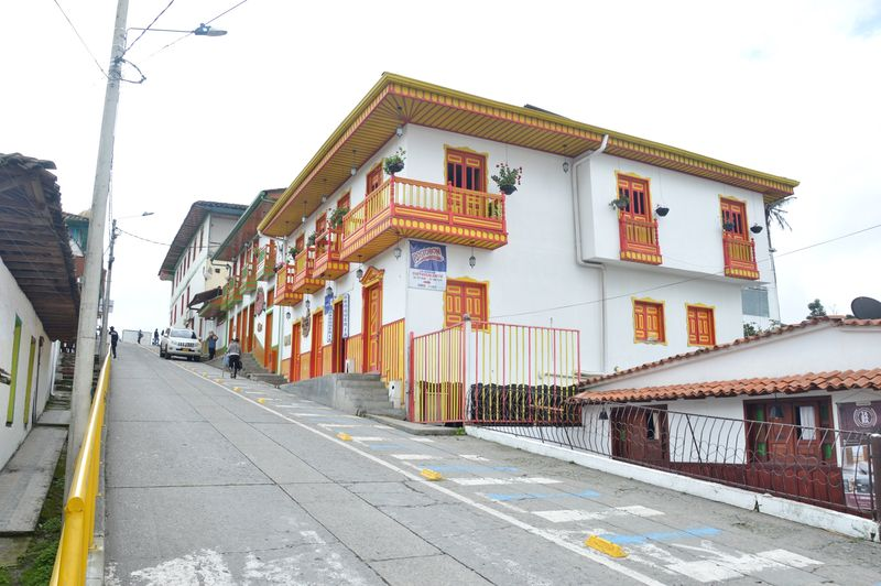 Саленто Колумбия город