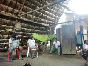Индейцы парка Ясуни