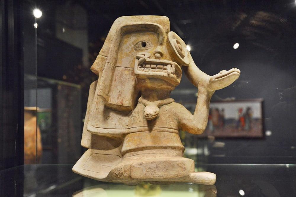 Национальный музей в Кито