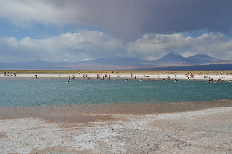 Солончаковое озеро