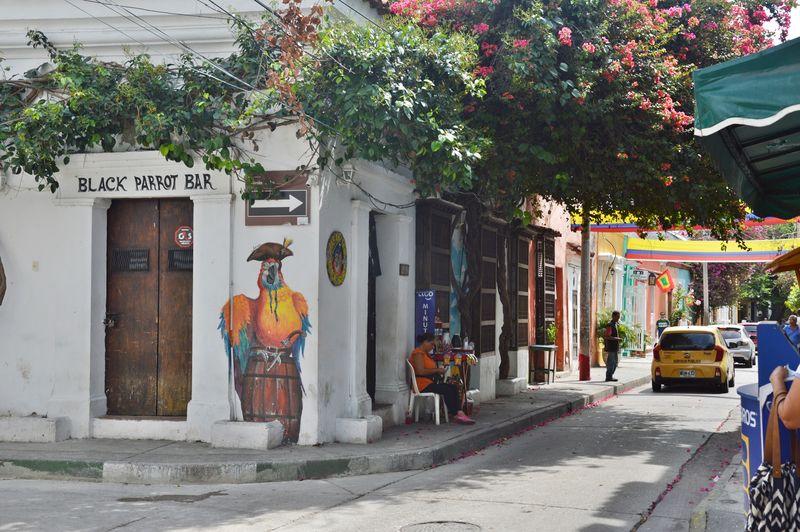 Хипстерские улицы в Гетсемани