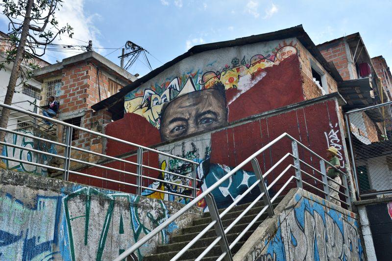 Графиити Медельин