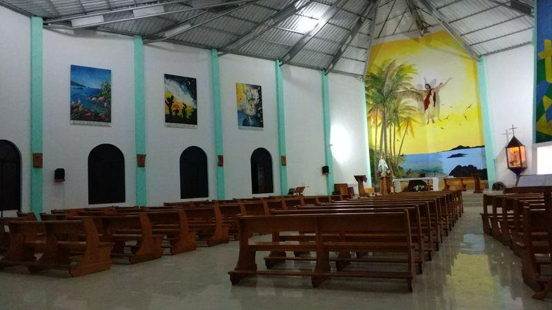 Церковь Галапагосские острова