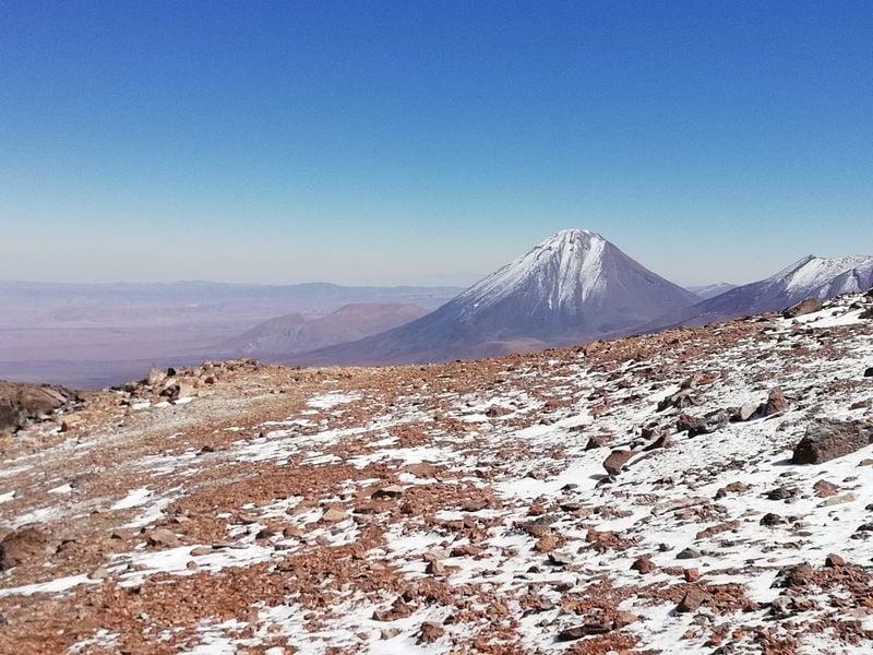 вулканы Атакамы