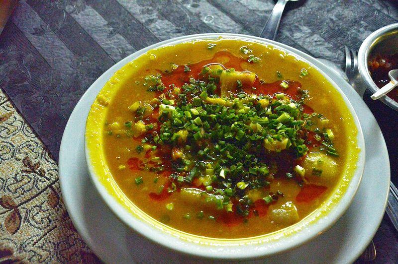 Суп локро