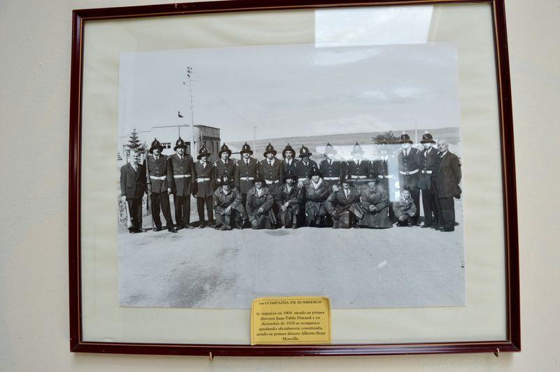 Первые иммигранты из Хорватии в Порвенир, Чили