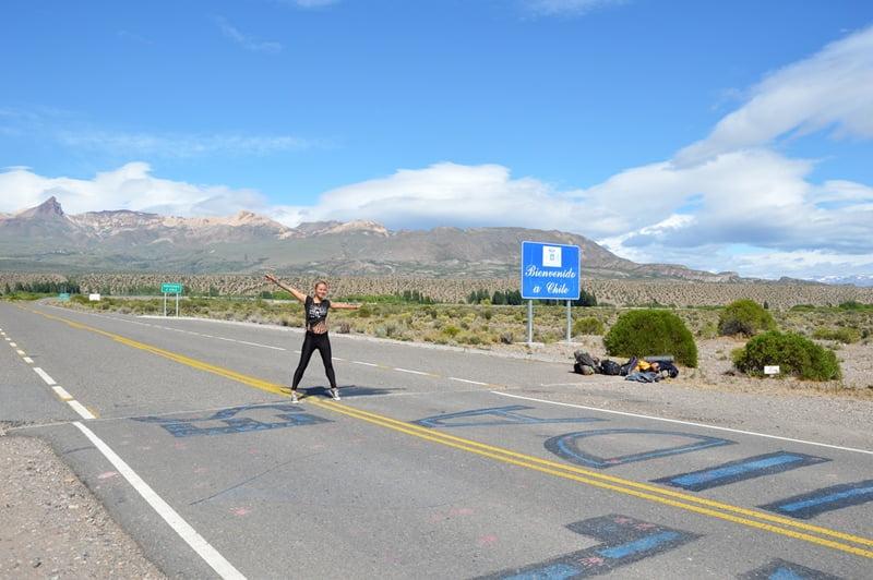 Автостопом по Патагонии