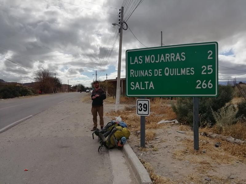 Трасса Южная Америка