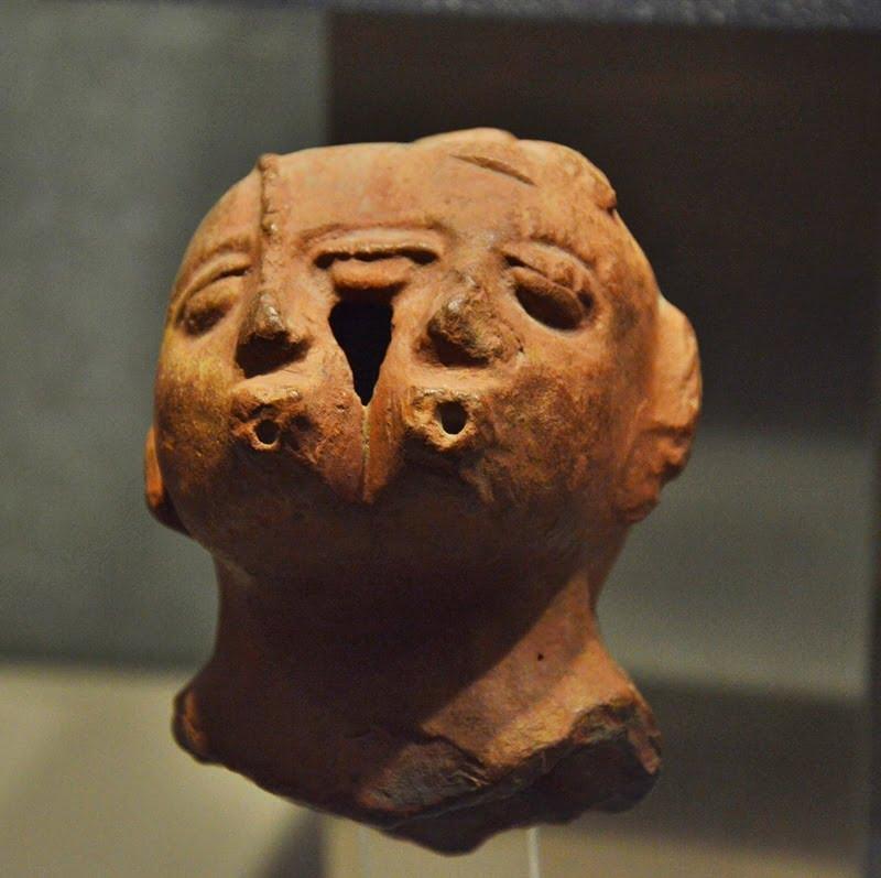 антропологический музей Мехико