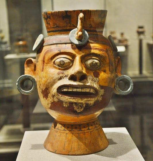 Археологические находки Мексики