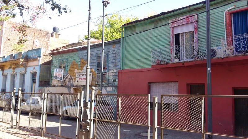 жилье бедняков в аргентине