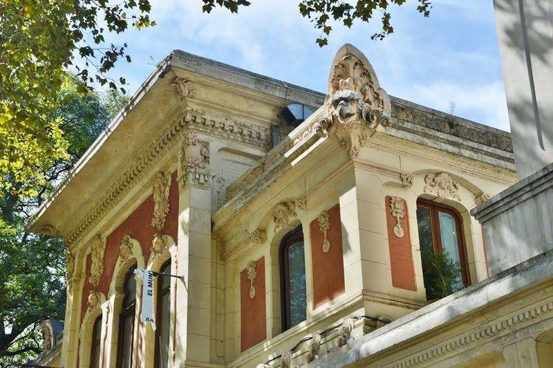 архитектура Буэнос Айрес