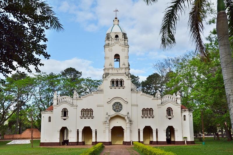 Храм в Сан Игнасио Игуасу