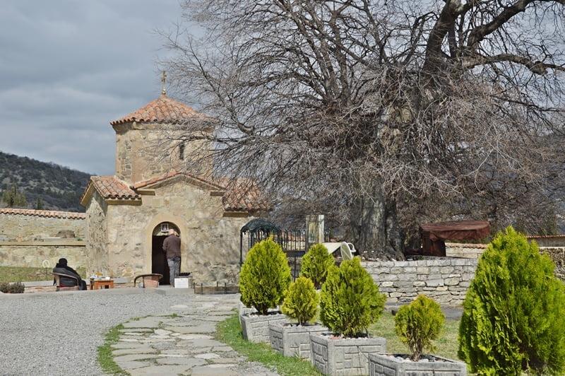 достопримечательность тбилиси